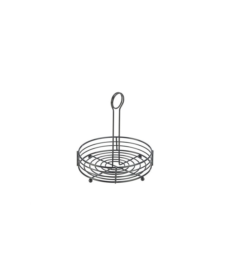 Black Wire Table Caddy 8\