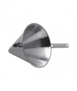 """Stainless Steel Conical Strainer 5.1/4"""""""