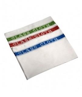 Cotton Glass Cloth 50X76cm 10Pcs Mix Colours