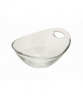 Handled Glass Bowl 12cm