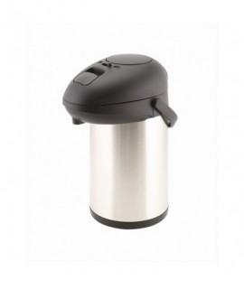 Stainless Steel Unbreakable Vacuum Pump Pot 3.0L