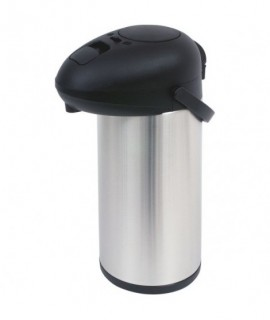 Stainless Steel Unbreakable Vacuum Pump Pot 5.0L