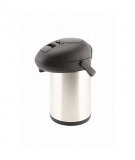 Stainless Steel Unbreakable Vacuum Pump Pot 2.5L