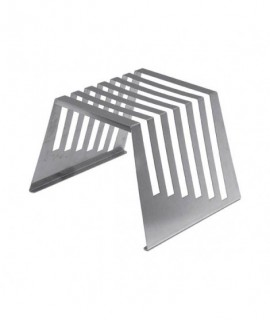 "Stainless Steel Rack For 6 Cutting Boards 1/2""Thick"