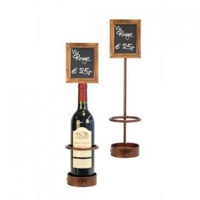 Wine Bottle Displays