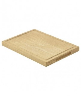 Oak Wood Serving Board 28x20x2cm