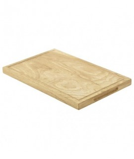 Oak Wood Serving Board 34x22x2cm