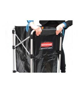 X-CART BLACK BAG 150L