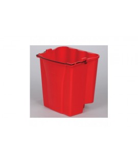 DIRTY WATER BUCKET 17L - RED - 6