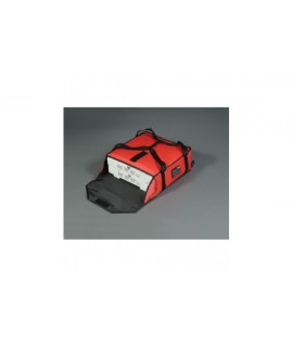 PIZZA DELIVERY BAG (SMALL) RED