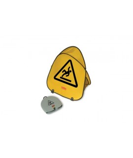 FOLDING SAFETY CONE - 12