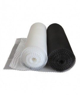 Shelf Liner 2' X 40' Black