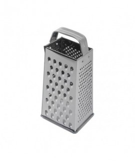 "Stainless Steel Box Grater 9""X4""X3"""