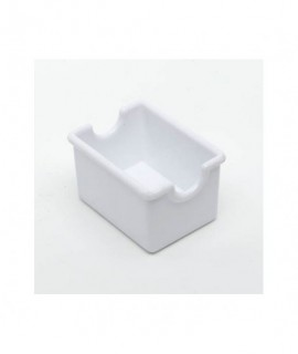 Packet Holder White San