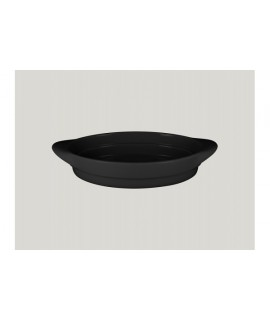 Oval platter - volcano