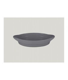 Oval platter - stone