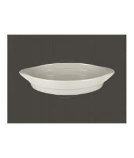 Oval platter - sand