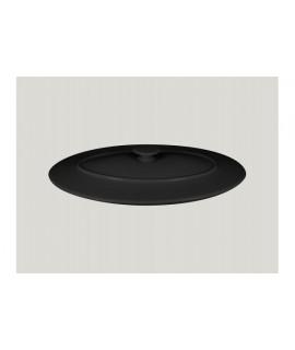 Lid for oval platter - volcano