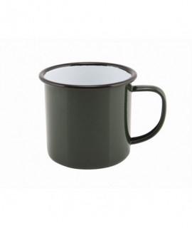 Enamel Mug Green 36cl/12.5oz