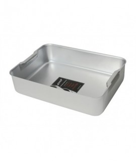 Deep Baking Dish-WITH HANDLES 420X305X100M
