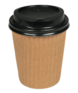 8OZ DOUBLE WALL COFFEE CUP CTN/500