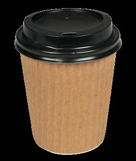 8OZ DOUBLE WALL COFFEE CUP CTN/500