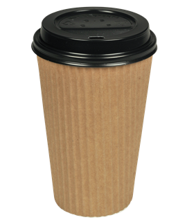 12OZ DOUBLE WALL HOT DRINK CUP (500)