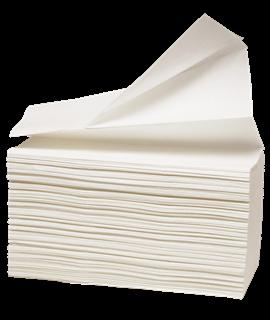 Z FOLD WHITE 2 PLY NAPKINS (CTN-3000)