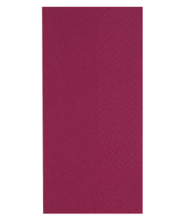 40CM BURGUNDY 8-FOLD NAPKIN (2000)