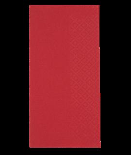 40CM RED 8-FOLD NAPKIN (2000)
