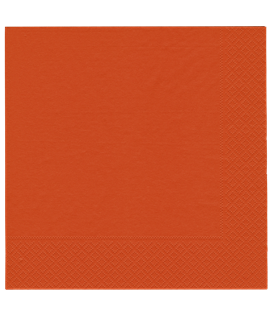 40CM ORANGE 8-FOLD NAPKIN (2000)
