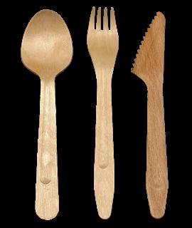 WOODEN KNIVES (CTN-1000)