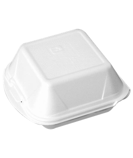 450ML BIO BURGER BOX (CTN-500)