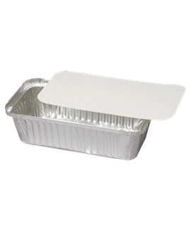 LID FOR NO.6 FOIL CONTAINER (CTN-500)