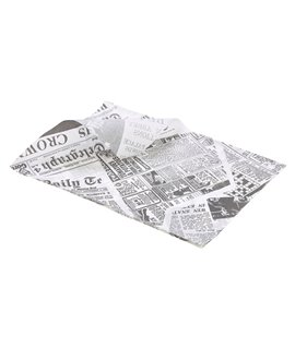 PRINTED GREASEPROOF PAPER 25X35CM (1000 SHEETS)