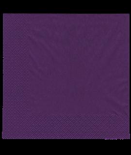 33CM PURPLE NAPKIN 2PLY (CTN-2000)