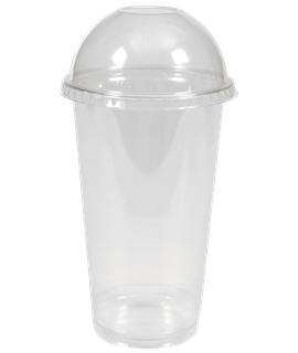 16OZ CLEAR SMOOTHIE CUP (CTN-800)