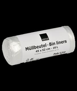 PEDAL BIN LINER 11X18X18 (CTN-1000)