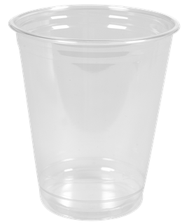 PLASTIC PINT GLASS 12012 (800)