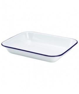 Enamel Baking Tray 31 x 25 x 5cm