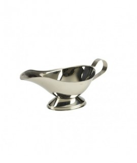 Stainless Steel Sauce Boat 450ml(16oz)