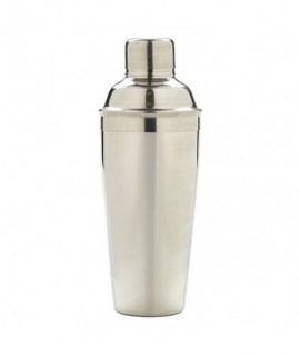 Stainless Steel Cocktail Shaker 75cl