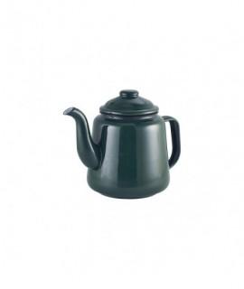 Enamel Teapot Green 1.5L