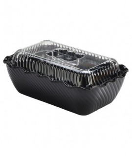 Lid For Tulip Deli Crock For 2.3Kg Clear