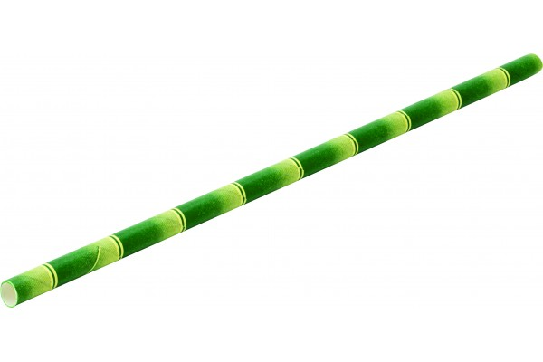 Paper Bamboo Straw