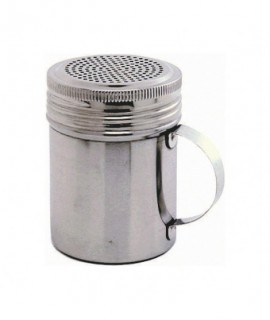 Stainless Steel Screw Top Shaker/Dredger 300ml