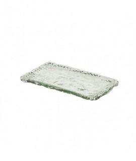 Glass Rectangular Dish 26x16cm