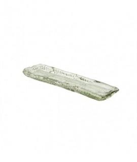 Glass Rectangular Dish 31x9cm