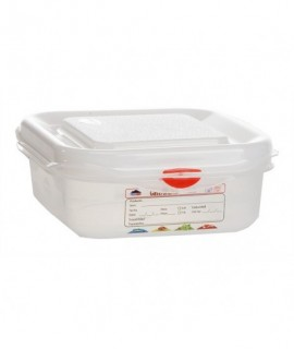 GN Storage Container 1/6 65mm Deep 1.1L