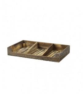 Rustic Wooden Display Crate